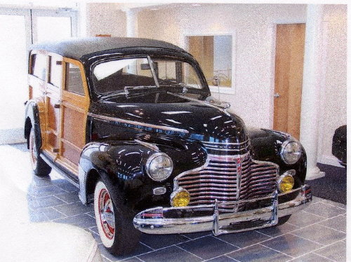 SOLD:: 1941 Chevy Woodie Wagon | Old Chevys 4 U